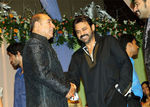 Actor Venkatesh at Sridevi Wedding Reception